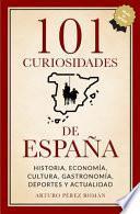 101 curiosidades de España