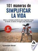 101 Maneras de simplificar la vida