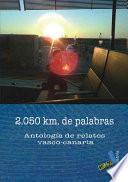 2,050 km. de palabras