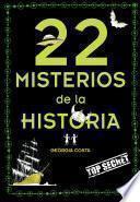 22 misterios de la historia
