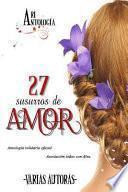 27 Susurros de Amor