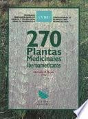 270 plantas medicinales iberoamericanas