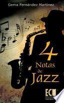 4 notas de jazz