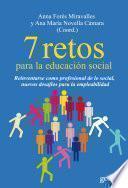 7 retos para la educación social