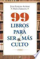99 libros para ser más culto