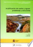 Acidificación de suelos y aguas