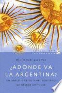 Adónde va Argentina?
