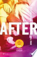 After (Serie After 1) (Edición dedicada Sant Jordi 2015)