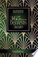 Agenda 365 días Decretos 2020