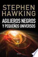 Agujeros negros y pequeños universos