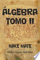 Algebra Tomo II