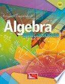 Álgebra y sus Aplicaciones