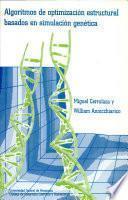 Algoritmos de optimización estructural basados en simulación genetica