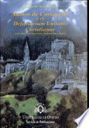 Alonso de Cartagena y el Defensorium unitatis christianae