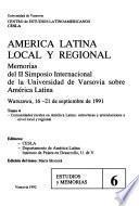 América Latina local y regional: Comunidades rurales en América Latina