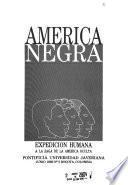 América negra