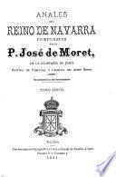 Anales del reino de Navarra