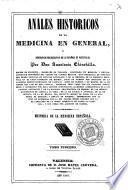 Anales históricos de la medicina en general y biográfico-bibliográficos de la española en particular, 5