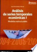 Análisis de series temporales económicas I