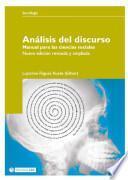 Análisis del discurso. Manual para las ciencias sociales