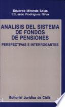 Análisis del sistema de fondos de pensiones