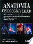 Anatomía fisiología y salud