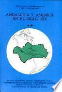 Andalucía y América en el siglo XIX