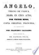 Angelo, tirano de Padua