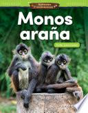 Animales asombrosos: Monos araña: Valor posicional (Amazing Animals: Spider Monkeys: Place Value) (Spanish Version)
