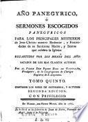 Año panegyrico, ó Sermones escogidos panegyricos, 5