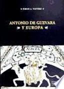 Antonio de Guevara y Europa