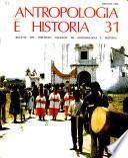 Antropología e historia