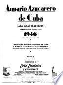 Anuario azucarero de Cuba