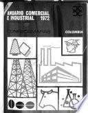 Anuario comercial e industrial del Registro Público de Comercio