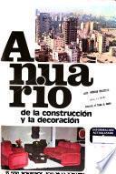Anuario de la construcción y la decoración