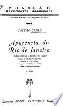 Aparência do Rio de Janeiro