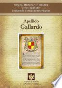 Apellido Gallardo