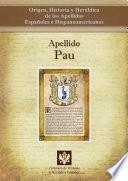 Apellido Pau