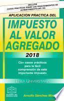 APLICACIÓN PRÁCTICA DEL IMPUESTO AL VALOR AGREGADO EPUB 2018