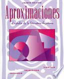 Aproximaciones al estudio de la literatura hispánica