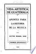Apuntes para la historia de la música