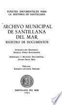 Archivo Municipal de Santillana del Mar