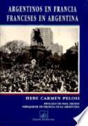 Argentinos en Francia, franceses en Argentina