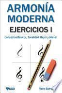 Armonía moderna, EJECICIOS I