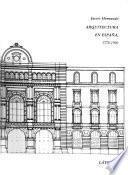 Arquitectura en España, 1770-1900