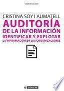 Auditoría de la información