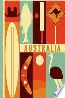 Australia Diario de Viaje. Travel Journal. Cuaderno Exploradores. Wanderlust