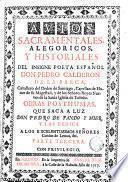 Autos sacramentales, alegoricos y historiales del insigne poeta español don Pedro Calderon de la Barca ... 3
