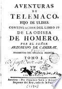 Aventuras de Telemaco hijo de Ulises, 1
