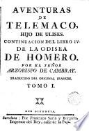 Aventuras de Telemaco, hijo de Ulises